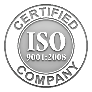 VIEW OUR ISO 9001:2008 CERTIFICATE